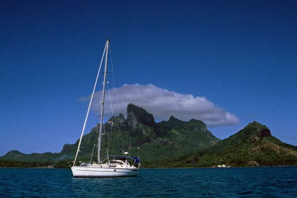 Gesllschaftsinseln Bora Bora 1