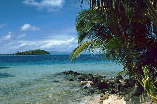 Gesllschaftsinseln Bora Bora 2