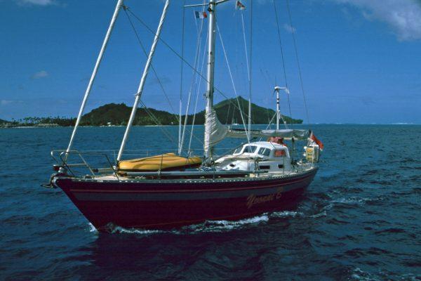 Gesllschaftsinseln Bora Bora 7