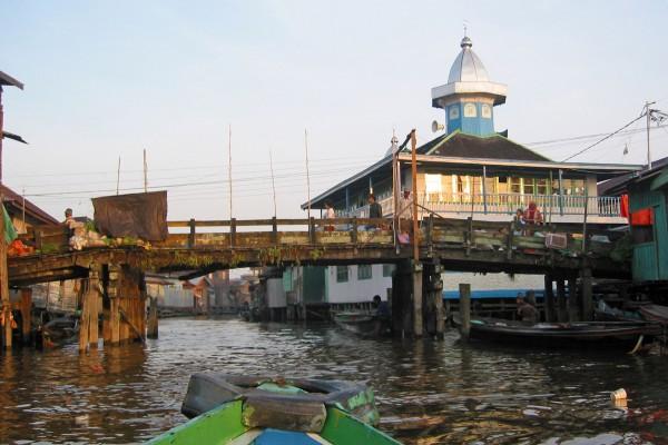 Banjarmasin Borneo