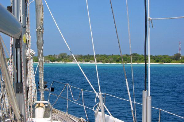 Malediven Uligamo Ankerplatz  1