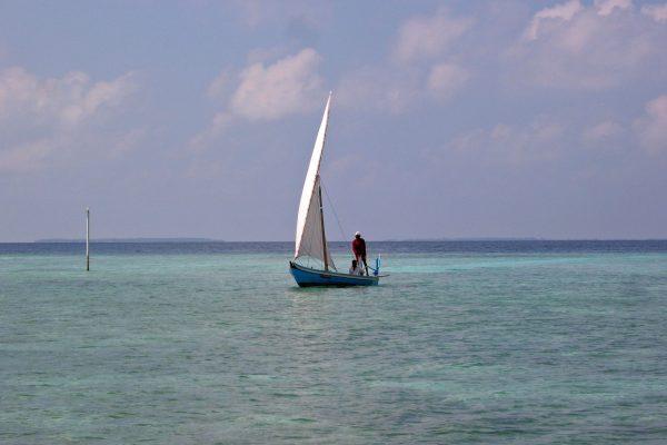 Malediven Uligamo Ankerplatz 13