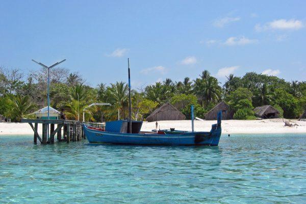 Malediven Uligamo Ankerplatz  3