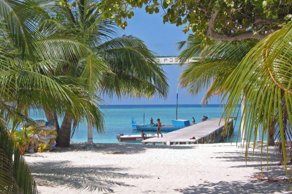 Malediven Uligamo Ankerplatz  4