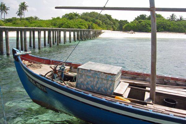 Malediven Uligamo Ankerplatz  9