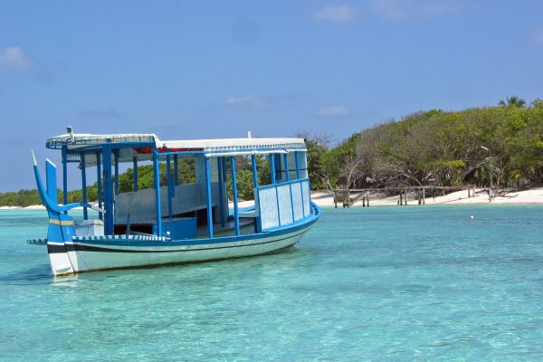 Malediven Uligamo Nachbarinsel  1