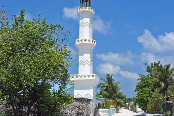 Malediven Uligamo Nachbarinsel 14