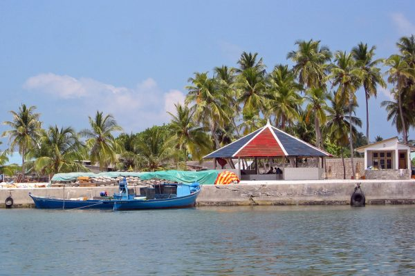 Malediven Uligamo Nachbarinsel 16