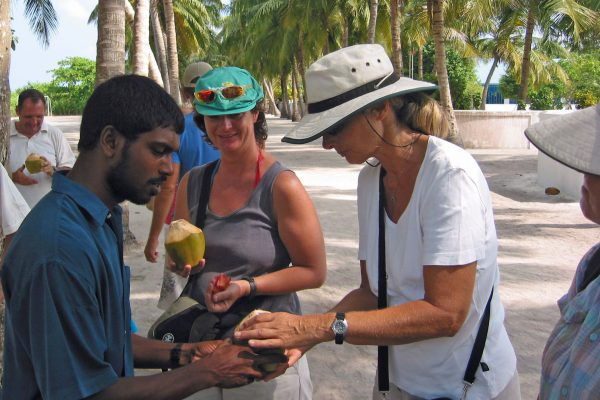 Malediven Uligamo Nachbarinsel 17