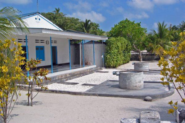 Malediven Uligamo Nachbarinsel  2