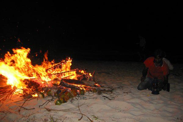 Malediven Uligamo Ort  2