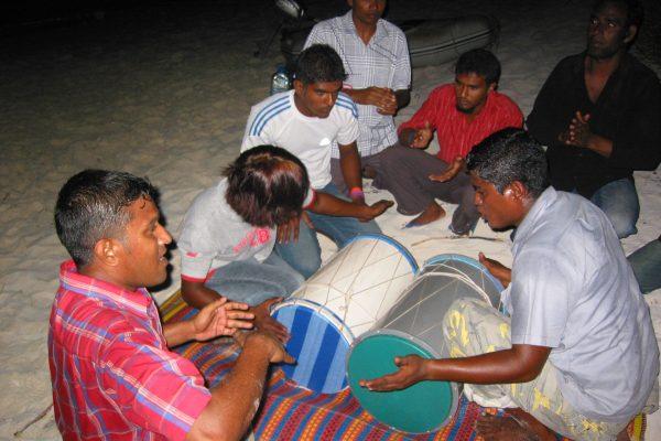 Malediven Uligamo Ort  5