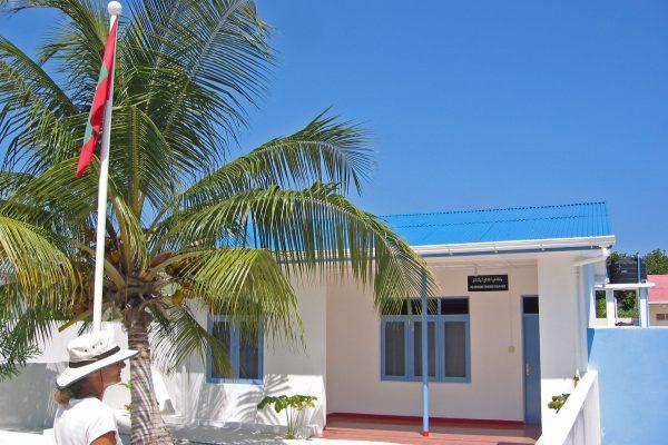 Malediven Uligamo Ort  9