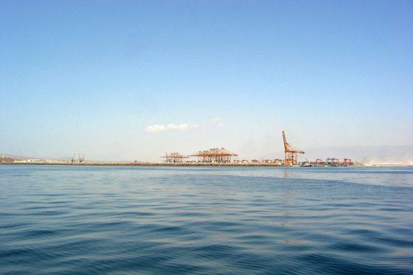 Oman Salalah Hafen 2