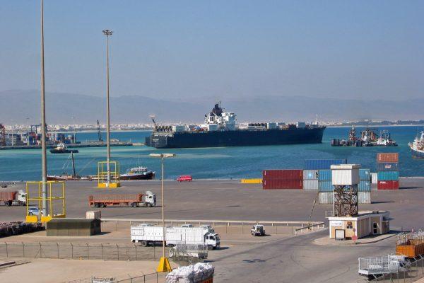 Oman Salalah Hafen 20