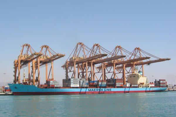 Oman Salalah Hafen 3