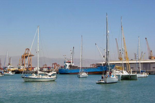 Oman Salalah Hafen 5