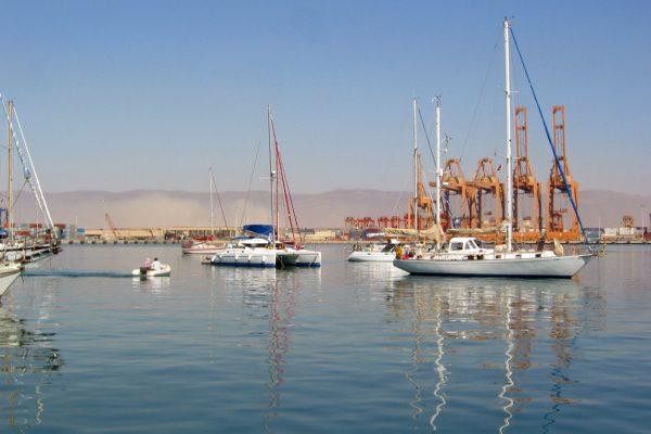Oman Salalah Hafen 6