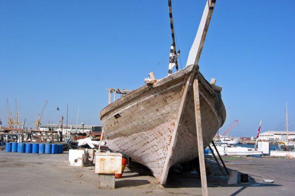 Oman Salalah Hafen13a