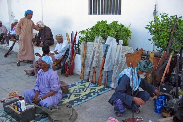 Oman Salalah Stadt 25