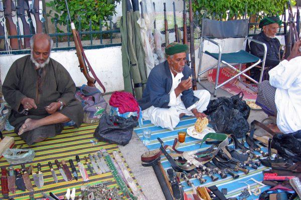 Oman Salalah Stadt 27