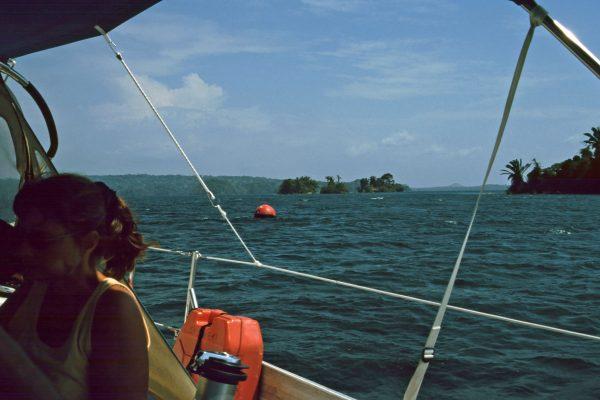 Panama Kanal Gatun See