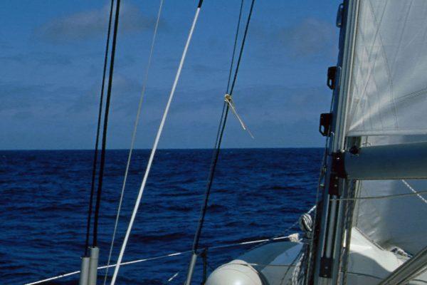 Pazifik zwischen Galapagos und Fatu Hiva: Noch kein Land in Sicht