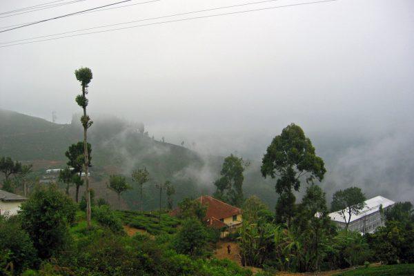 Sri Lanka  Eisenbahn Fahrt  7