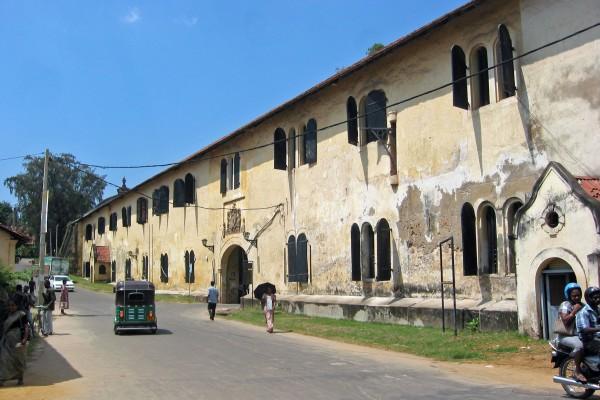 Sri Lanka/ Galle/ Altstadt