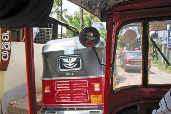 Sri Lanka/ Galle/ TukTuk