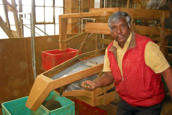 Sri Lanka  Teeplantage  3