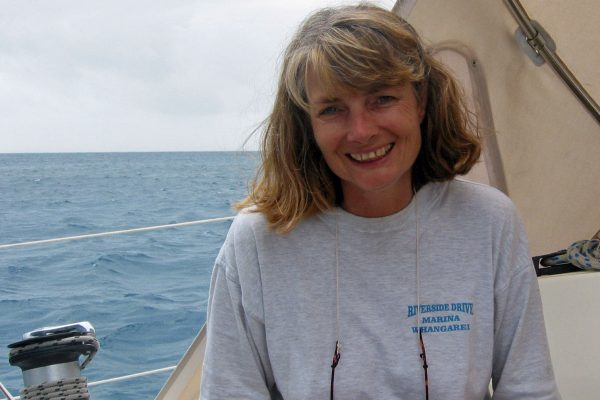 2003.Landfall Duchateau Inseln