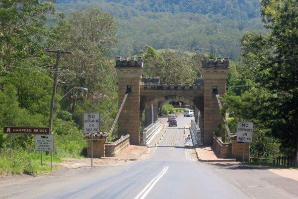 Brücke NSW