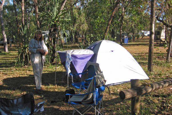 Kakadu-Park-Camping