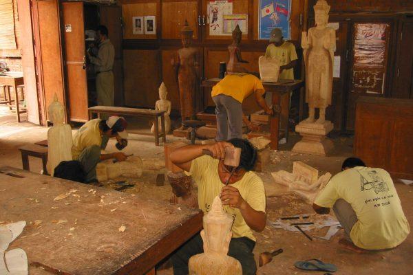 Kambodscha-Artisans-Manufak
