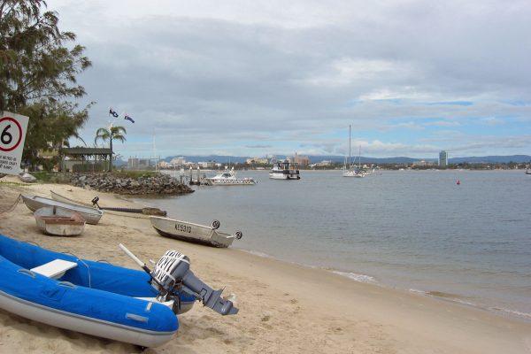 Southport-Beach