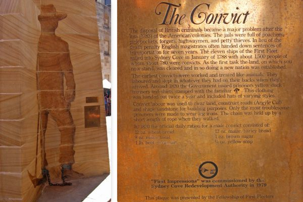 Sydney-Convict-Denkmal