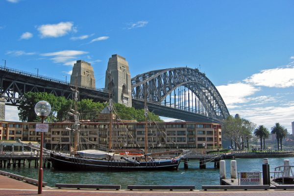 Sydney-Habour-Bridge