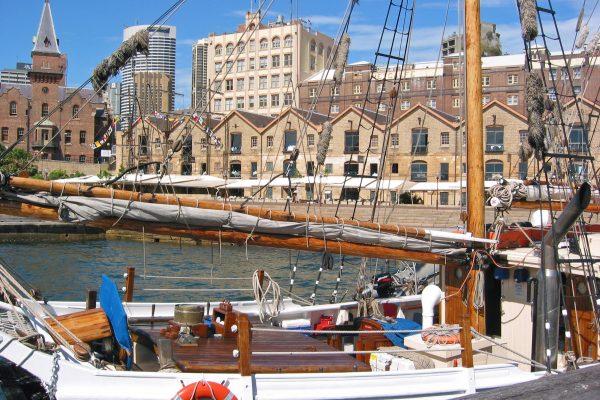 Sydney-Hafen