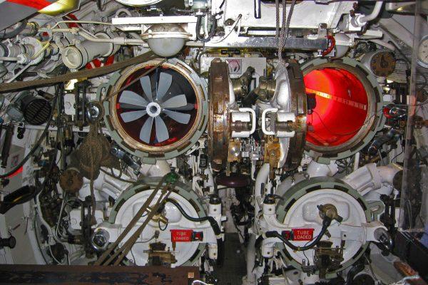 Sydney-Naval-Museum-Torpedo-