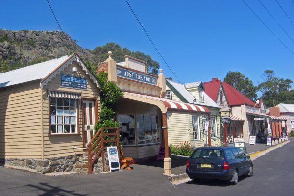 Tasmania-Westcoast-Strahan1